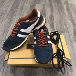 Gola sports shoes.